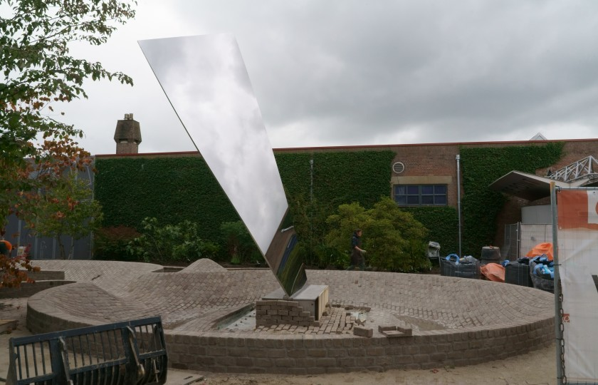 Anish Kapoor Sky Mirror for Hendrik